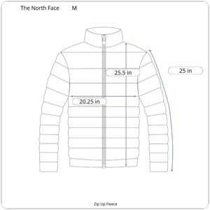 The North Face Jackets & Coats - The North Face Pink Zip Up Fleece